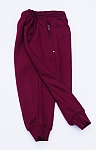 Maroon Fleecy Track Pants